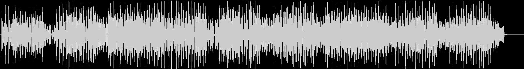 【ドラム抜き】ハッピーでポップなウクレレの未再生の波形