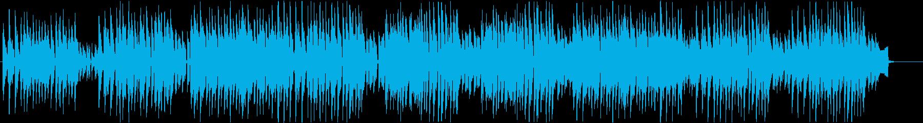 【ドラム抜き】ハッピーでポップなウクレレの再生済みの波形