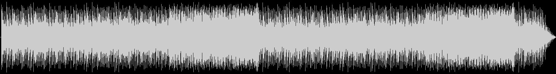 メロウなピアノのEDM:編集版Bの未再生の波形
