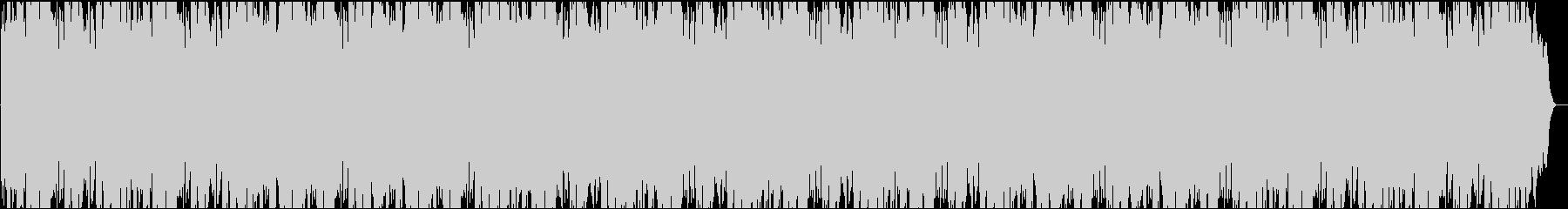 動画7 24bit44.1kHzVerの未再生の波形