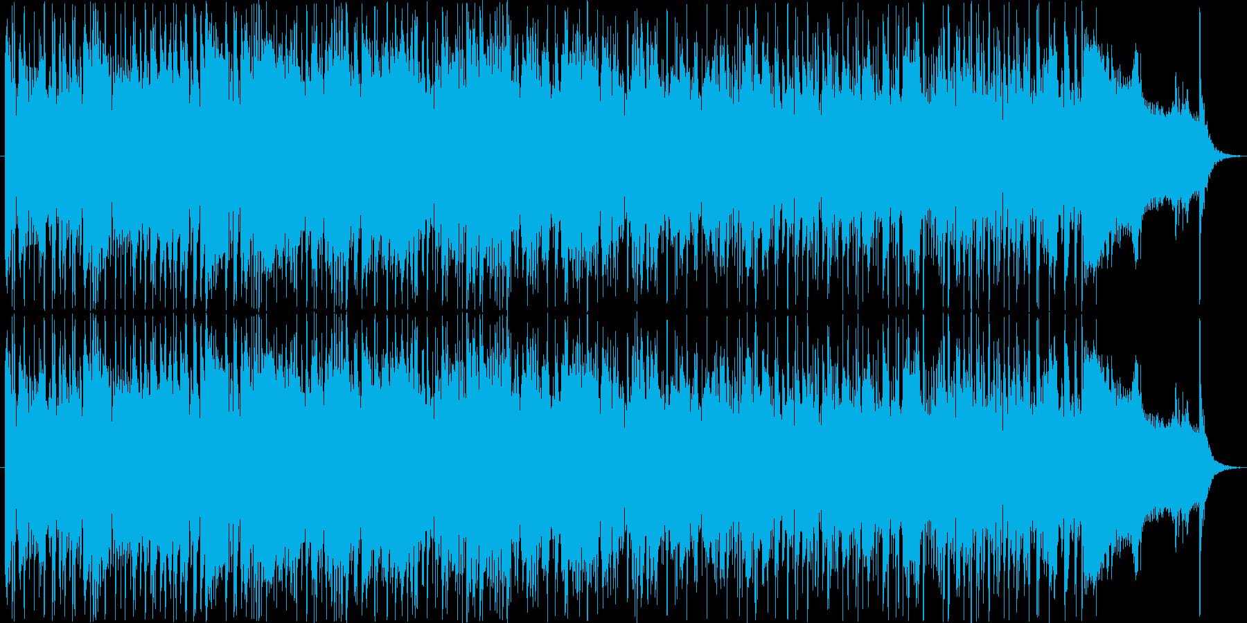 スイングとスピード。ブギブギ。の再生済みの波形