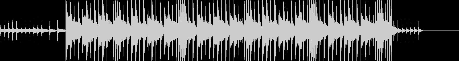 オルゴールの旋律がエモいの未再生の波形