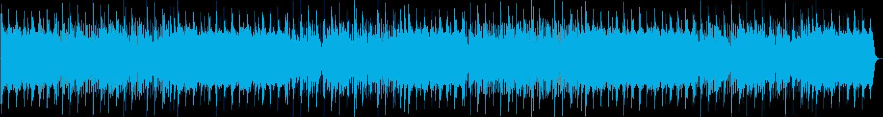 チェンバロ、トランペットのメロディ...の再生済みの波形