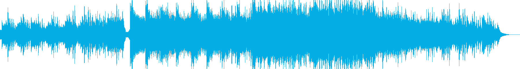 現代の交響曲 劇的な 感情的 バラ...の再生済みの波形