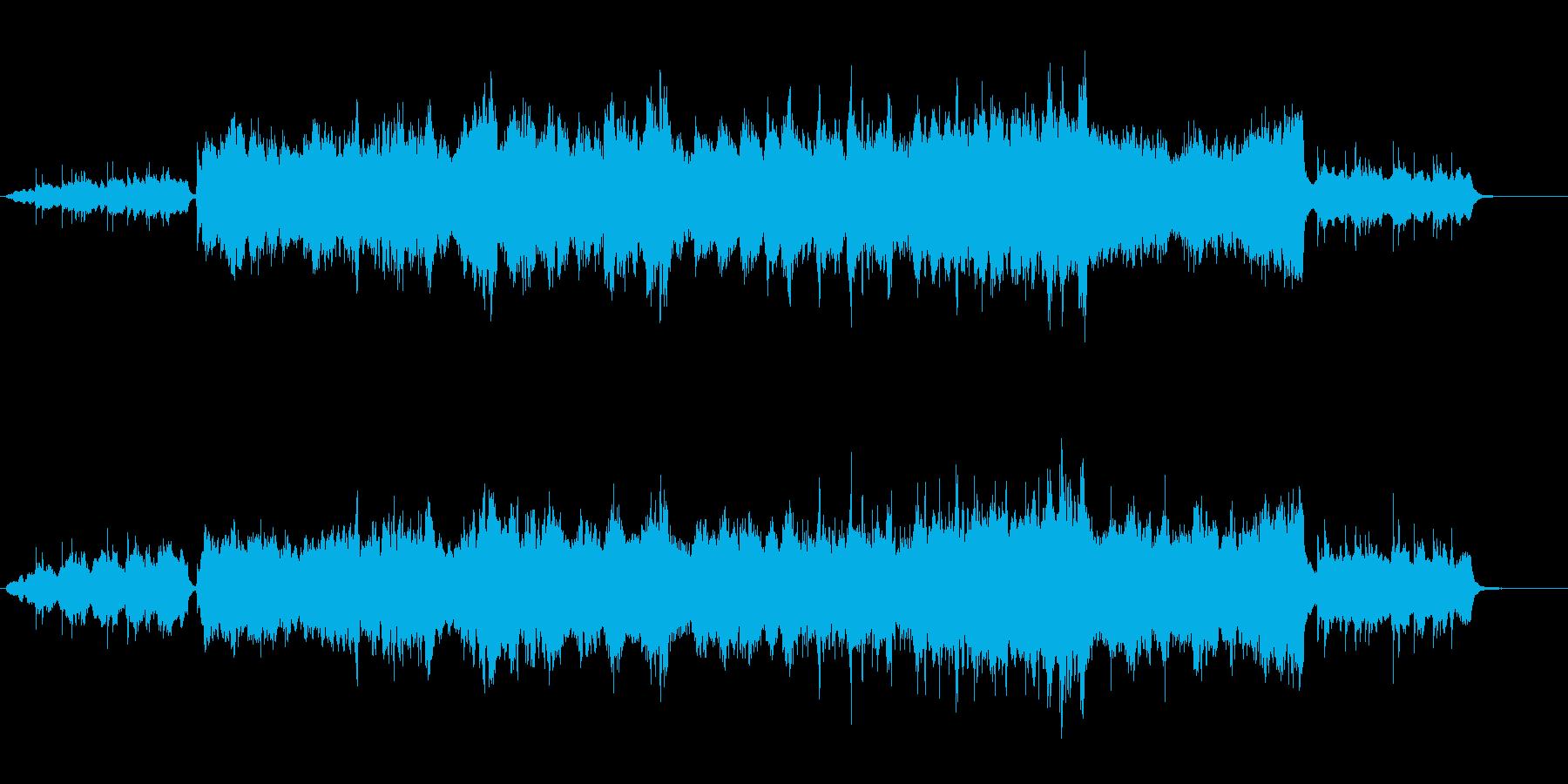 幻想的なクラシカル曲/バイオリン生演奏の再生済みの波形