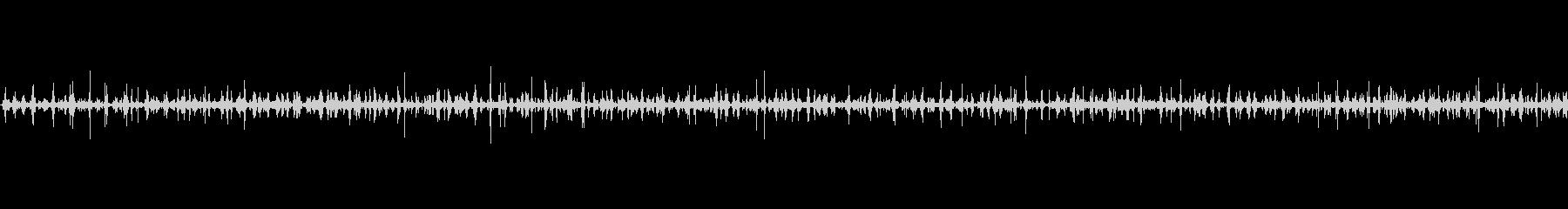 フラグ 小さなループ01の未再生の波形