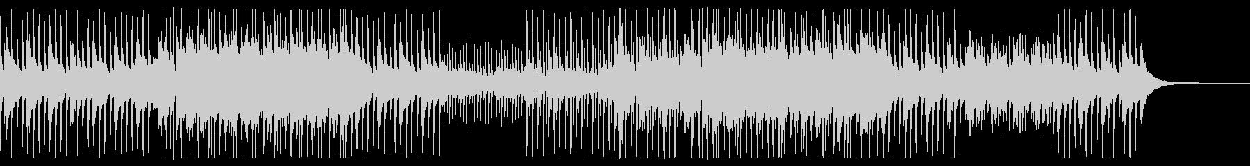 ベース無ver 朝露 ピアノ バイオリンの未再生の波形