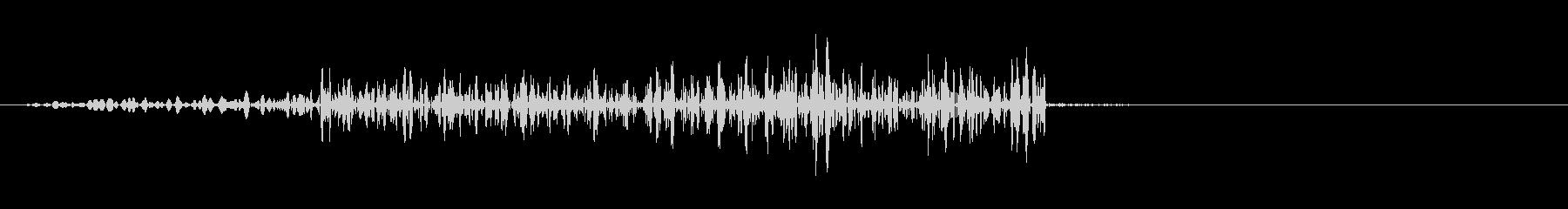 ラジオスタティック4の未再生の波形