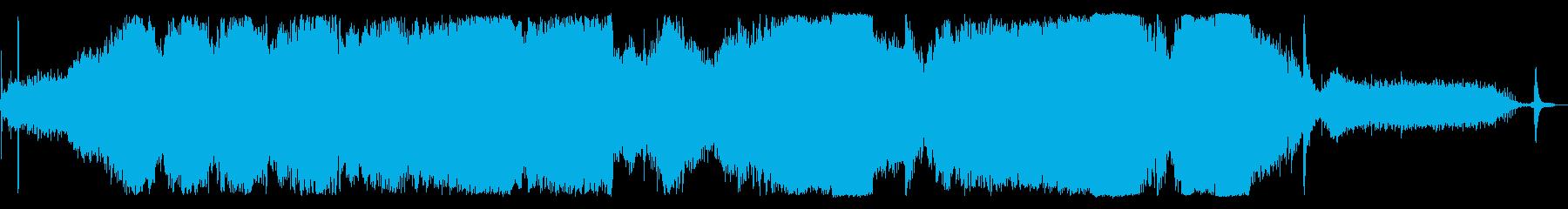 18ウィーラートランスポートトラッ...の再生済みの波形