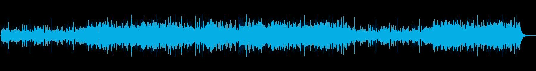ノスタルジックでありながらポジティ...の再生済みの波形