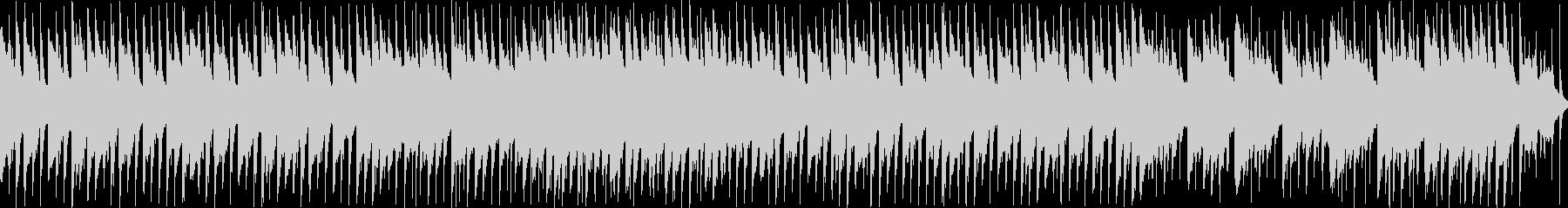 【ループ】様々な楽器が奏でる可愛いワルツの未再生の波形