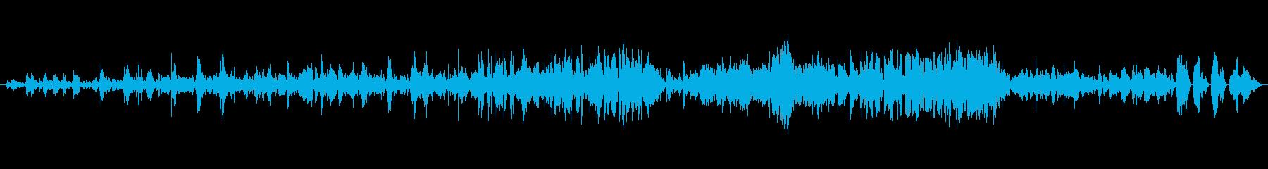 ソフト/スムースジャズ。愛、ノスタ...の再生済みの波形