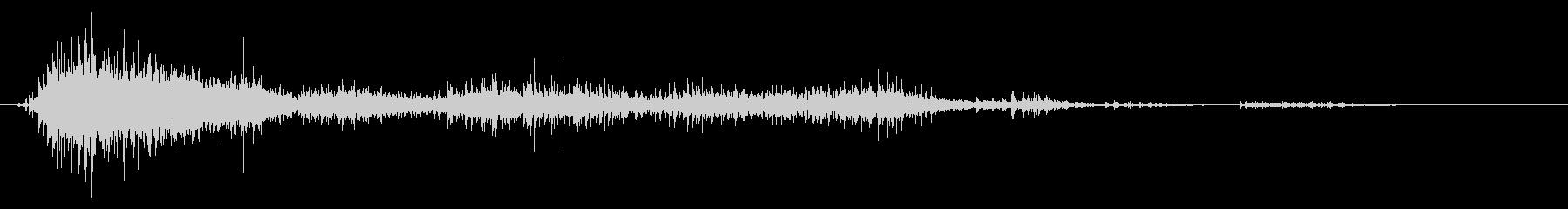 ゾンビやモンスターの叫び声/唸り声21!の未再生の波形
