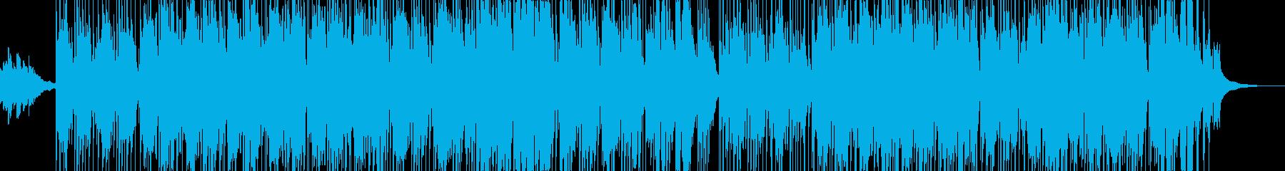 正しい答えの再生済みの波形
