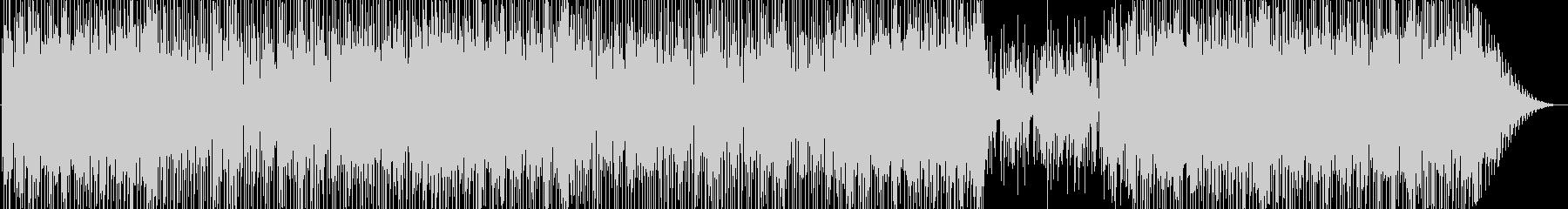 和楽器によるポップなEDM・ヒップホップの未再生の波形