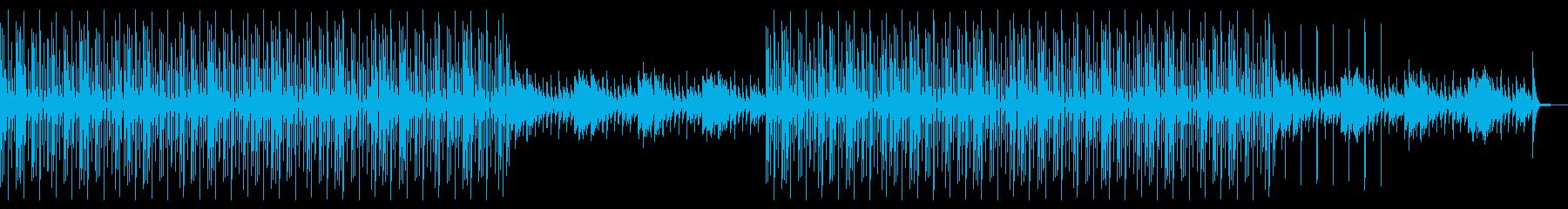 チルアウト・ヒップホップ・穏やかの再生済みの波形