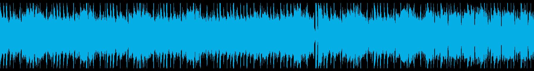 お洒落で綺麗なピアノ曲 動画・CMなど の再生済みの波形