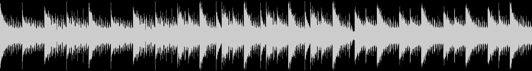 アコースティックセンチメンタル#01−2の未再生の波形