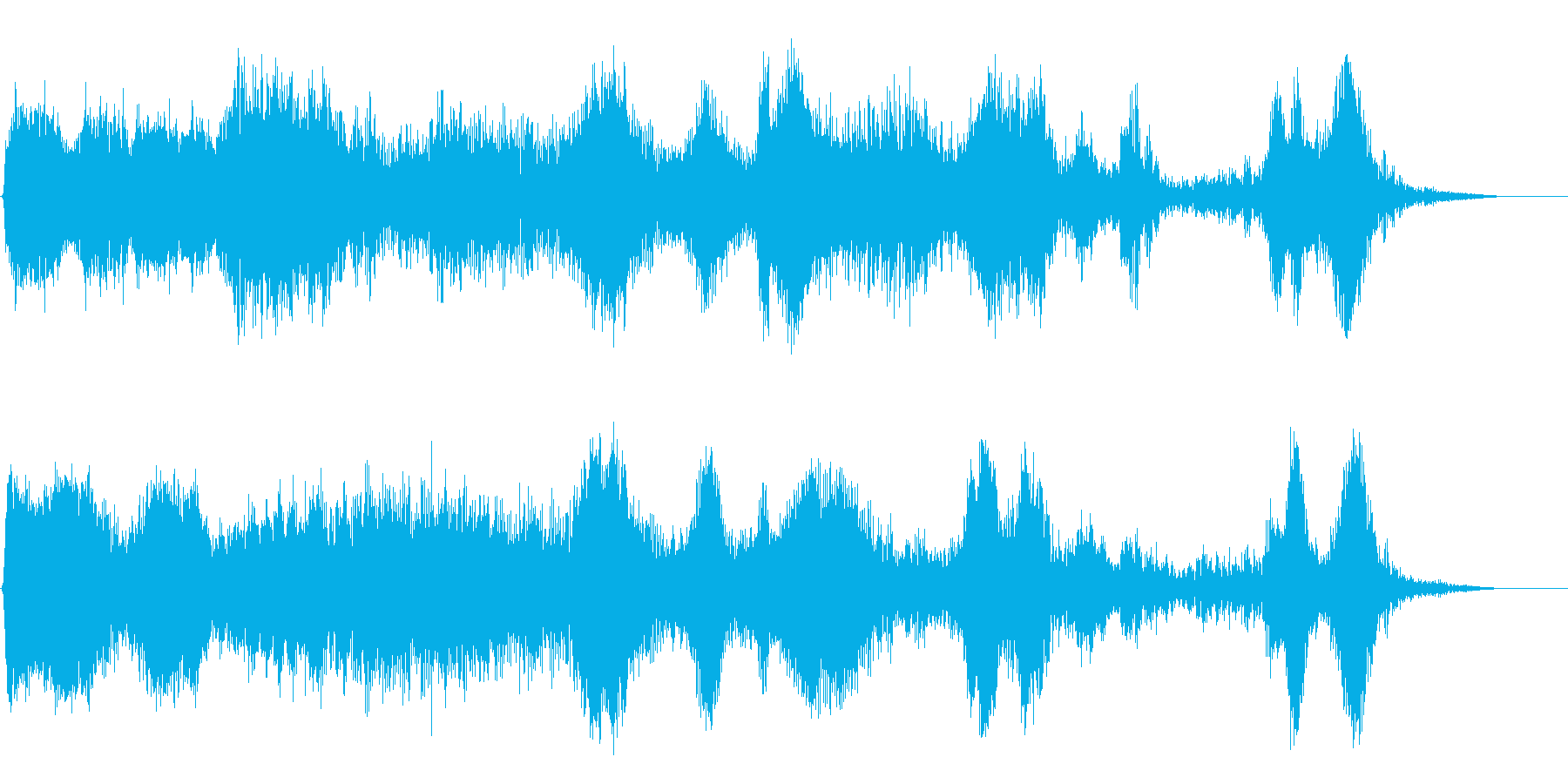 発電所の再生済みの波形