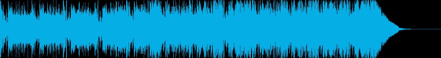 Pf「侵食」和風現代ジャズの再生済みの波形