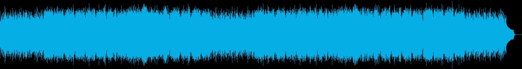 しっとりゆったり大人のロマンチックSAXの再生済みの波形