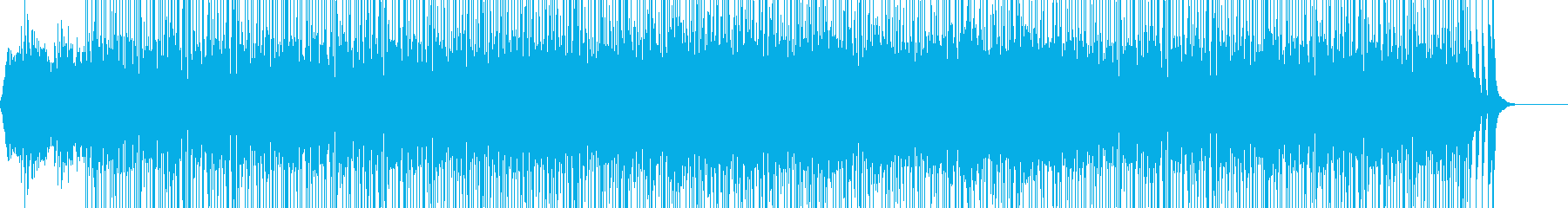 Nu-FUNKの再生済みの波形