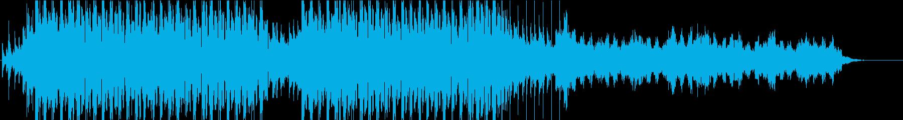 南国リゾ~ト!海外趣向トロピカルハウス③の再生済みの波形