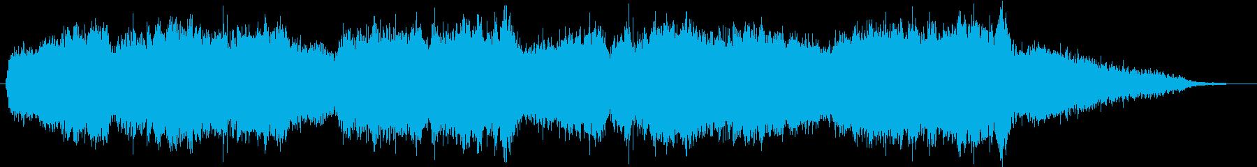 海辺の風(リラックス)【オーケストラ】の再生済みの波形