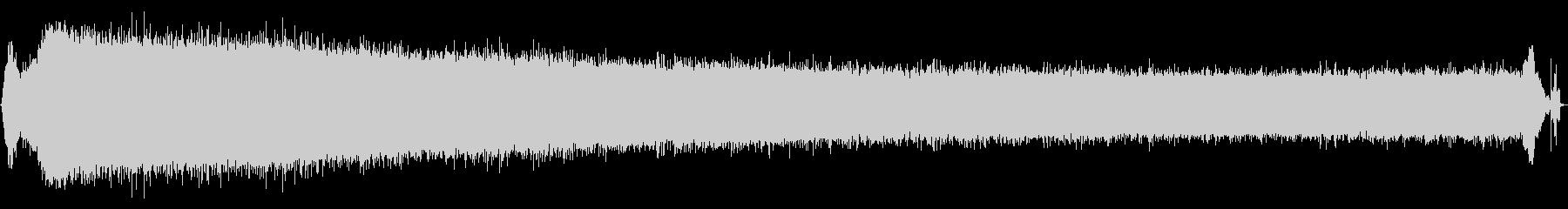 光学ドライブ03-2(動作音)の未再生の波形