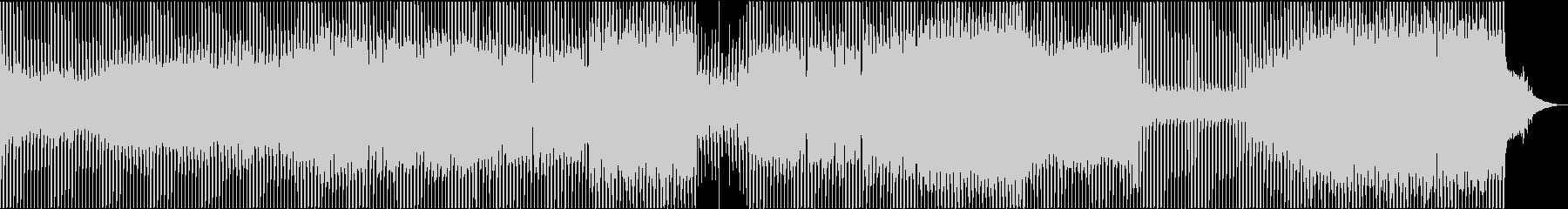 EDM ジングルべル POP ダンス の未再生の波形