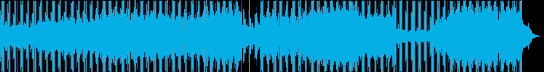 EDM ジングルべル POP ダンス の再生済みの波形