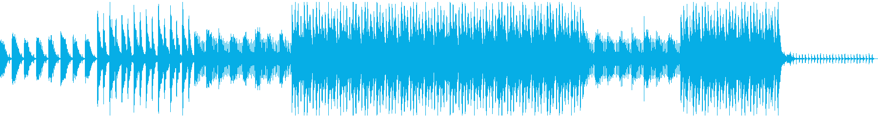 神秘的 ファンタジー 壮大の再生済みの波形