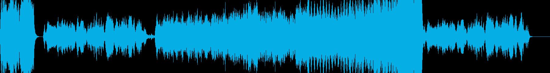 重厚・古風・クラシカルの再生済みの波形