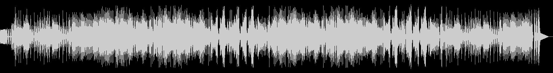 ファミコン風ピコピコバトル曲の未再生の波形