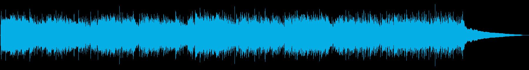 CM・情熱的でかっこいいフラメンコ47秒の再生済みの波形