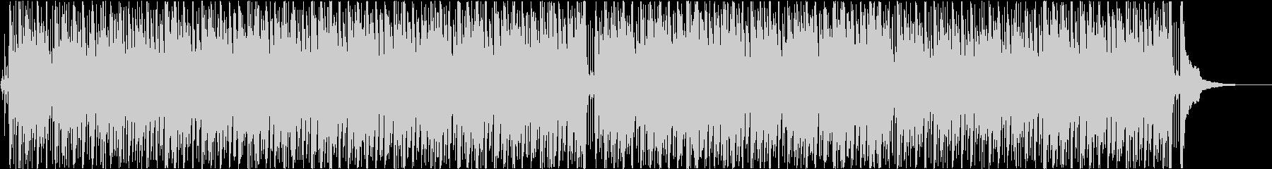 滑らか ジャズ フュージョン ポジ...の未再生の波形