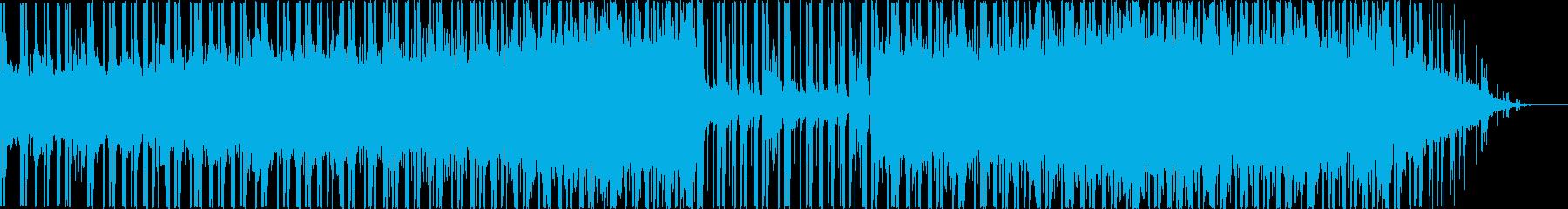 アルバム制作やビデオゲームに対応し...の再生済みの波形