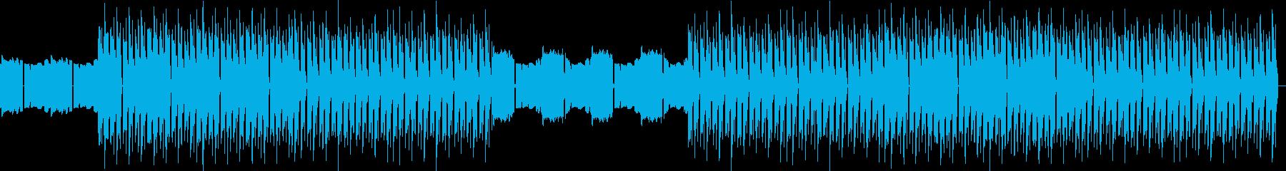 おしゃれ不気味・緊張感・EDM・近未来的の再生済みの波形