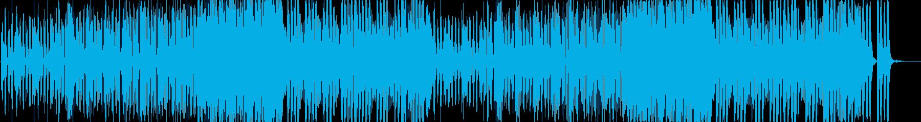 おしゃれ系フューチャーベース の再生済みの波形