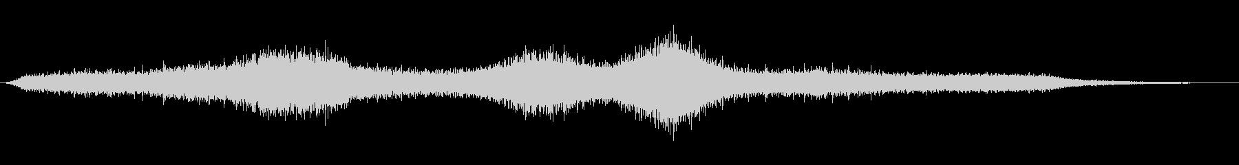【生録音】 早朝の街 交通 環境音 20の未再生の波形