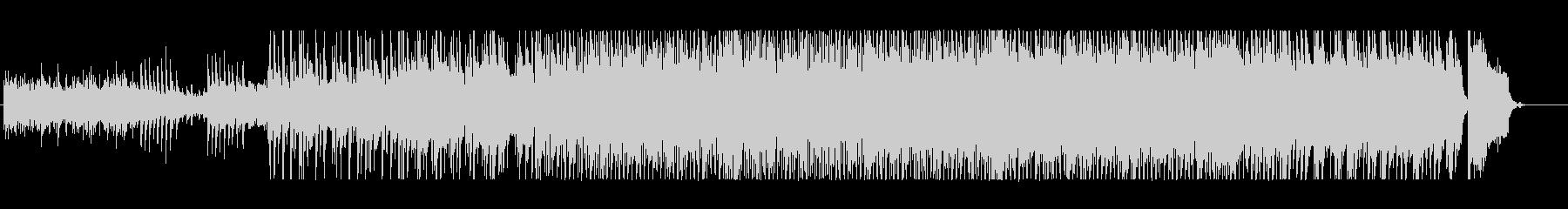 未来風~前向きなアップテンポ◎ピアノ旋律の未再生の波形