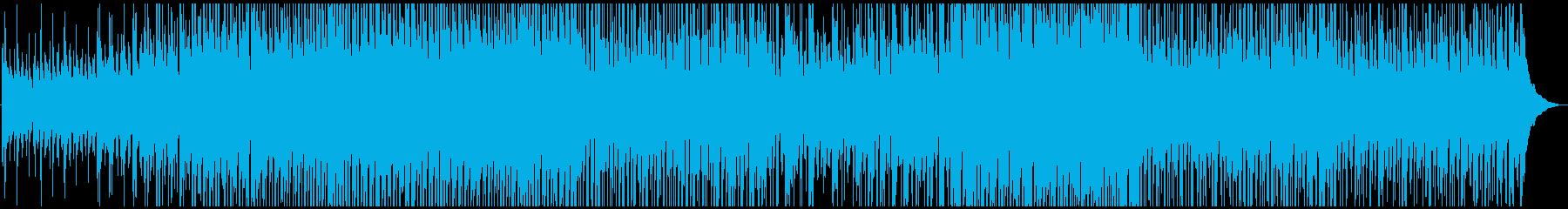 バラード ポジティブ 明るい さわ...の再生済みの波形
