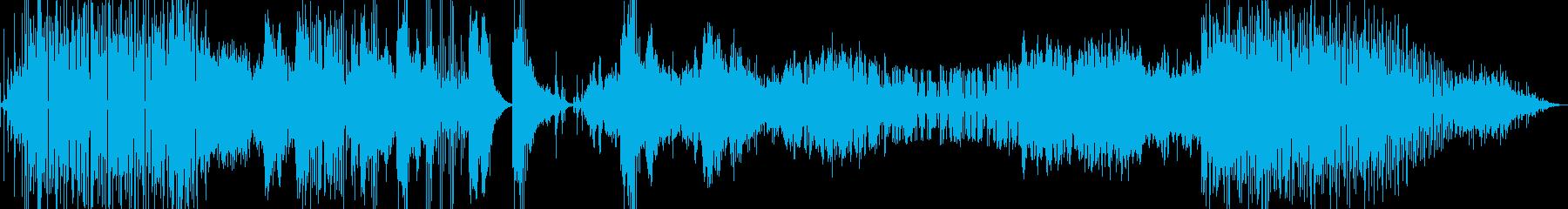 少しダークなエレクトロ クラブミュージ…の再生済みの波形