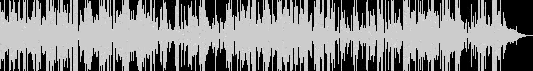 ウクレレ・軽快・ほのぼの作品に 長尺の未再生の波形
