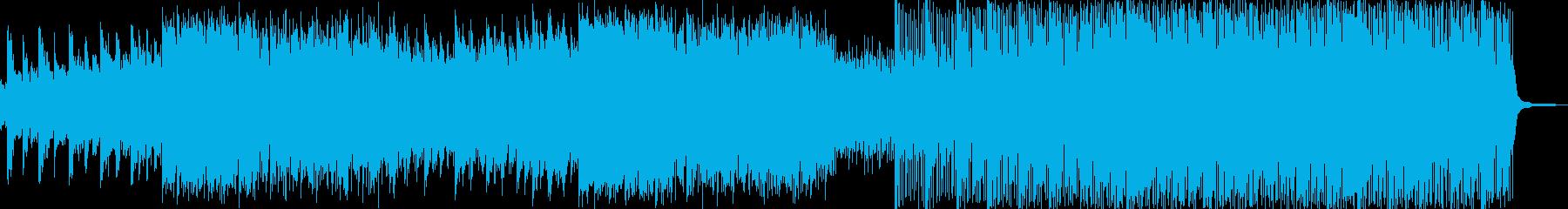 ヘヴィロック サスペンス アクショ...の再生済みの波形