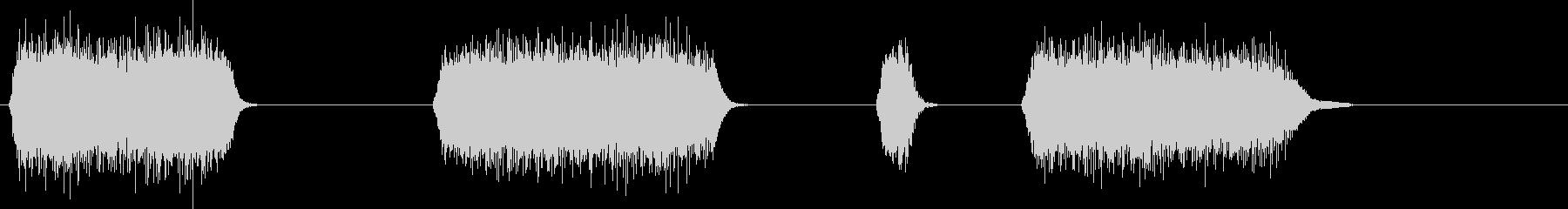 Train Air Horn:Cl...の未再生の波形