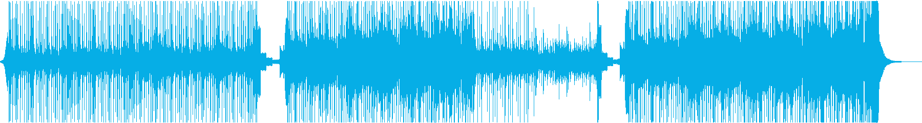 新世紀実験 神経質 テクノロジー ...の再生済みの波形