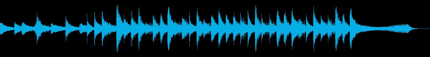 サンドアンドサン、スローテンポ、フ...の再生済みの波形