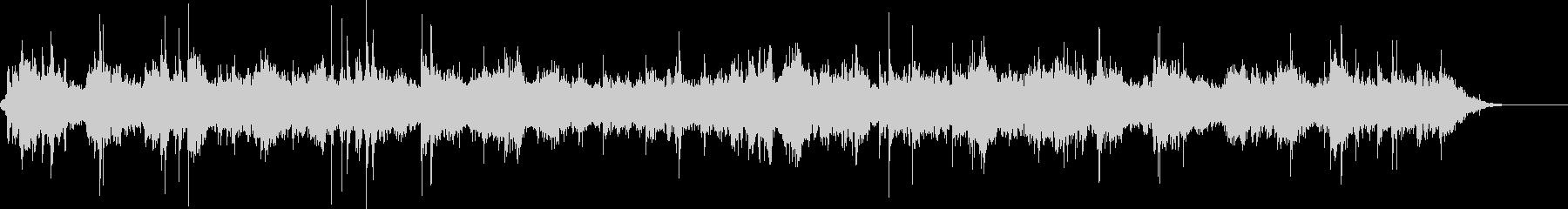 グイーーンガコンガコン(重機が動く音)の未再生の波形