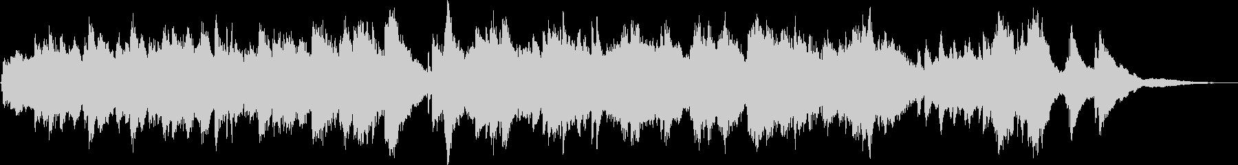 1900年スイス・ミラ・オルゴール...の未再生の波形